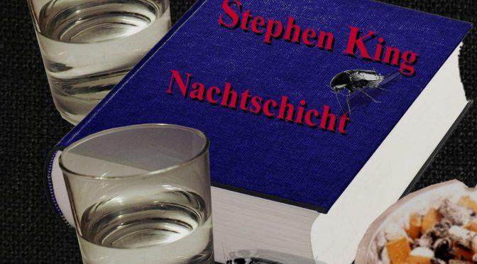 KBDG 007 – Nachtschicht: Schreckgespenst,Graue Masse,Schlachtfeld